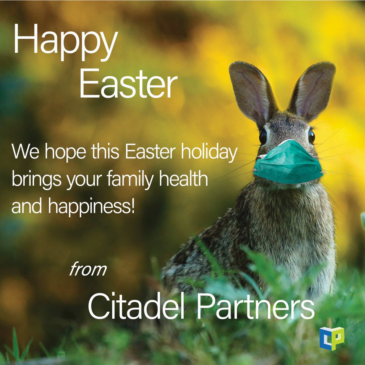 test Twitter Media - Wishing everyone a wonderful Easter weekend!  We hope this Easter holiday brings your family health and happiness.  #CitadelPartners #DallasCommercialRealEstate #Easterweekend #hehasrisen #Family https://t.co/VVnc0DTAlK