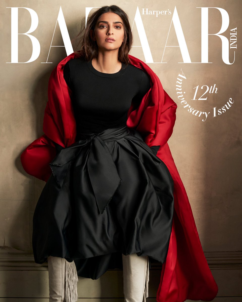 #Bazaarturns12  @BazaarIndia   Digital Editor: Nandini Bhalla (@nandinibhalla ) Photographs by: Damian Foxe (@DamianFoxe ) Styled by: Elad Bitton Hair: Dayaruci at @TheWallGroup  Actor's Reputation Management: @MediaRaindrop  Outfit: @azfactory. Boots:@LouboutinWorld