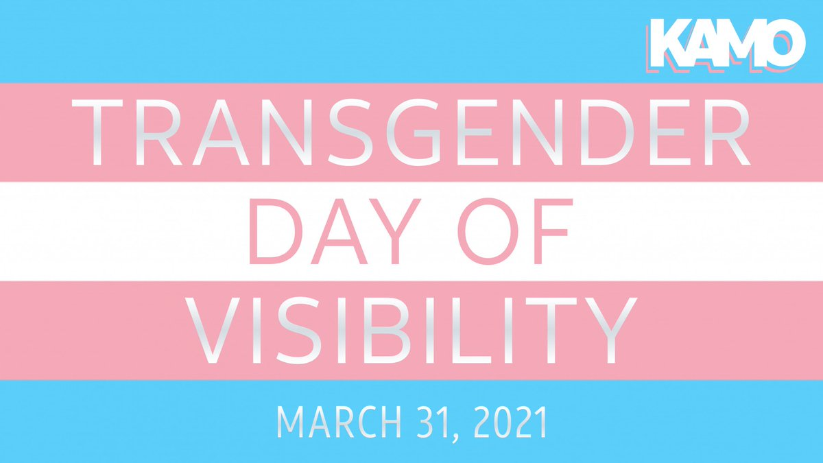 Trans rights are human rights. Today, we celebrate the visibility of trans and non-binary people in society and advocate for their human rights. #TransDayOfVisibility