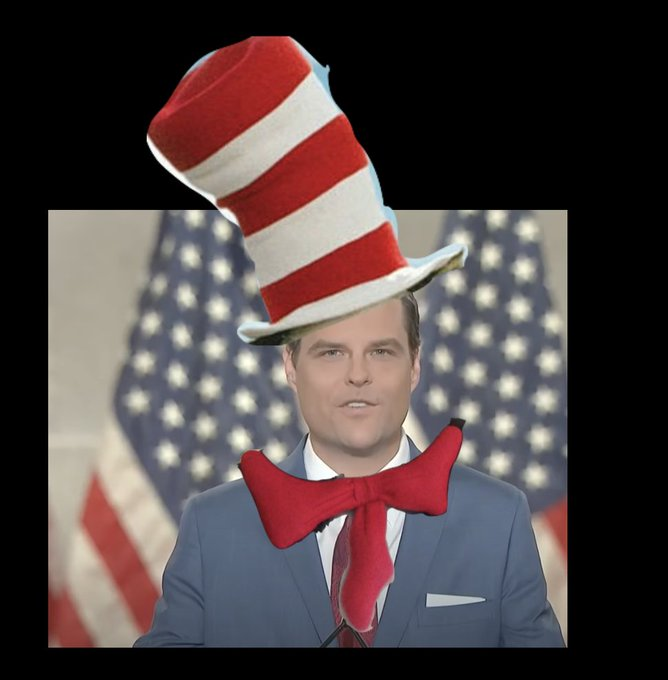 MATILDA...er  MATT GAETZ THINKS OF LEAVING CONGRESS.  Ex0chIYXMAEe0Pt?format=jpg&name=small