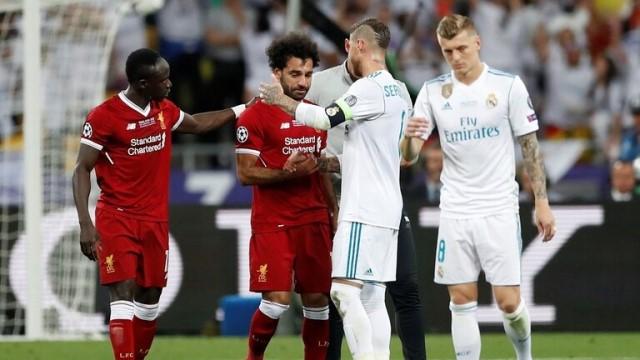 صحيفة بريطانية تكشف موقف ليفربول من بيع محمد صلاح لريال مدريد