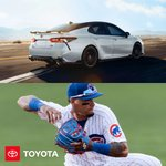 Dear Toyota,  With all that speed and agility, we must be related. 🎩 Sincerely, Javy #ad #Toyota
