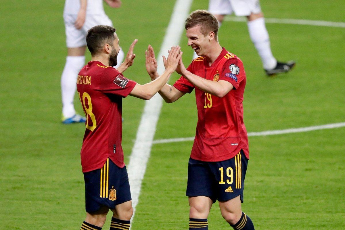 ไฮไลท์ฟุตบอลโลกรอบ คัดเลือก สเปน - คอซอวอ