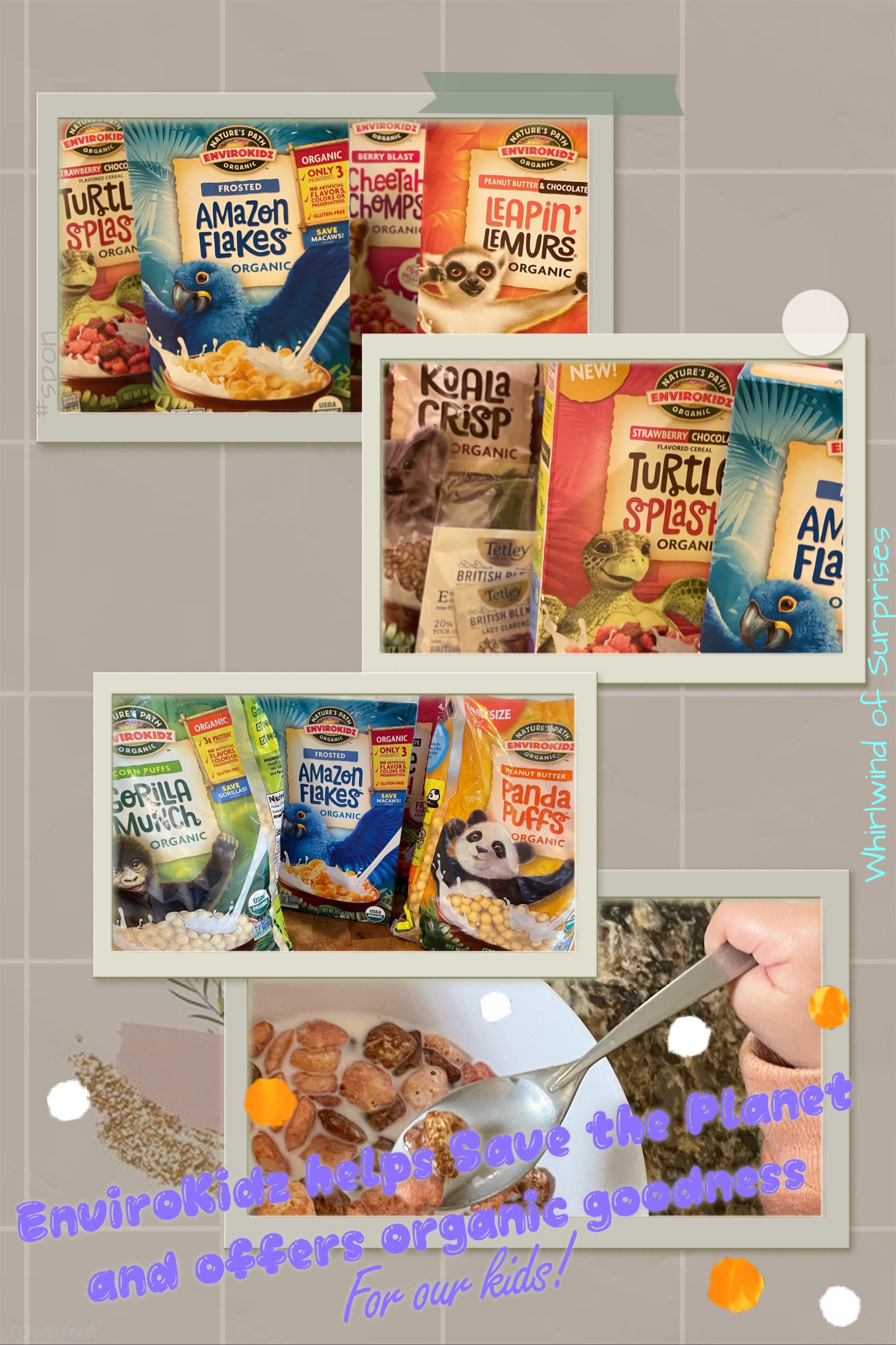 Organic Breakfast options for kids