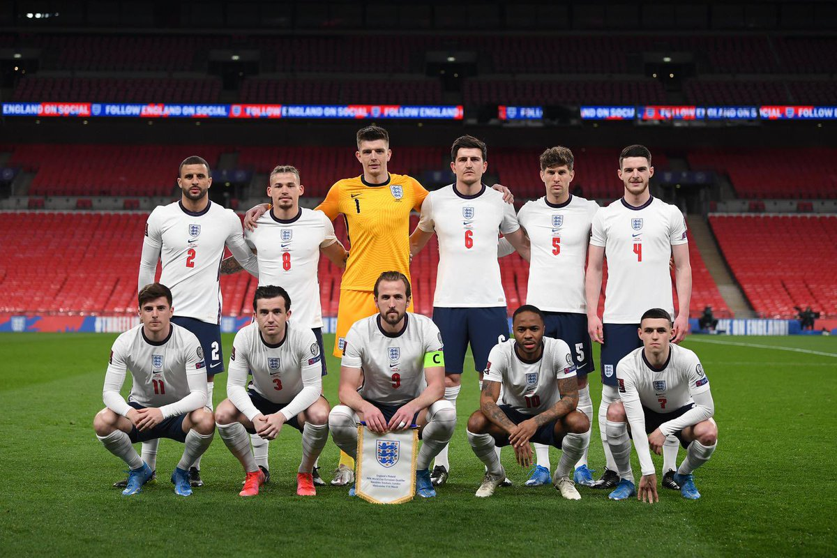 Happy to round off a successful 10 day camp with @England with 3 points. Always an honour to play for my country, and delighted to return maximum points.  Now it's time to concentrate on club football for the rest of the season and attempt to achieve our goals 🏴󠁧󠁢󠁥󠁮󠁧󠁿 🦁   #england https://t.co/tHvx359jyi