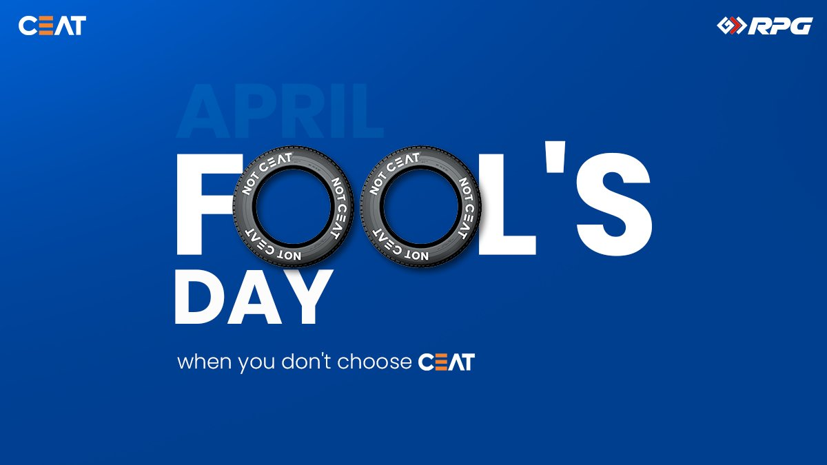 When it s about safety on the road, don t be a dummy CEAT AprilFoolsDay https t.co gGBVHJImsJ