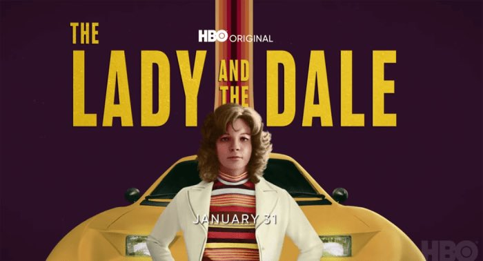 So this is a fascinating 4 episode doc on HBOMax.   2 eps in: That asshole reminds me of Tucker Carlson.   2 eps later: Oh shit, nailed it!  I'd never heard this story. At all.  12/10 totally recommend.  #theladyandthedale