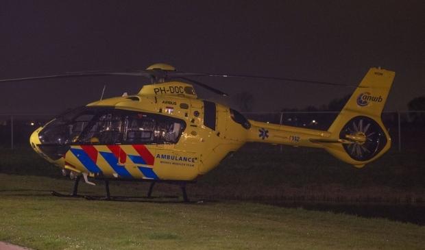 Traumahelikopter ingezet bij medisch incident Sint Philipsland - ..