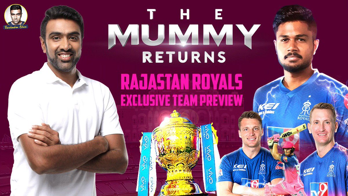 https://t.co/IWhF6GULU5  Here we go!! The 1st episode of #TheMummyReturns is here: EXCLUSIVE RR TEAM PREVIEW. Turn on CC to watch with subtitles. All 8 previews premiere at 12 pm between April 1-8. Let me know if you liked it!! https://t.co/sYHWbPfvvK