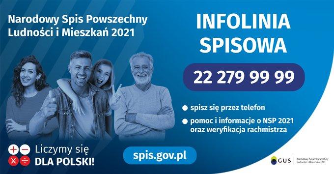 NSP2021 infolinia