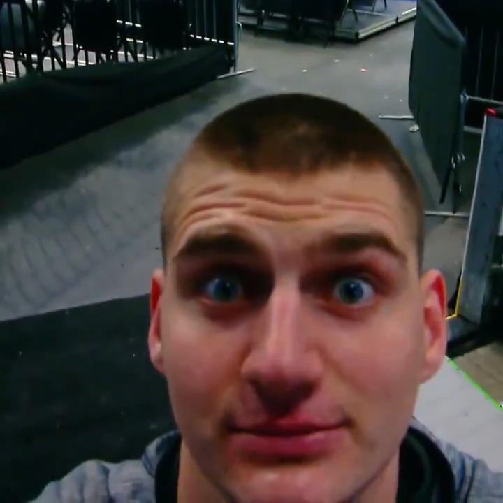 @NBA's photo on Jokic