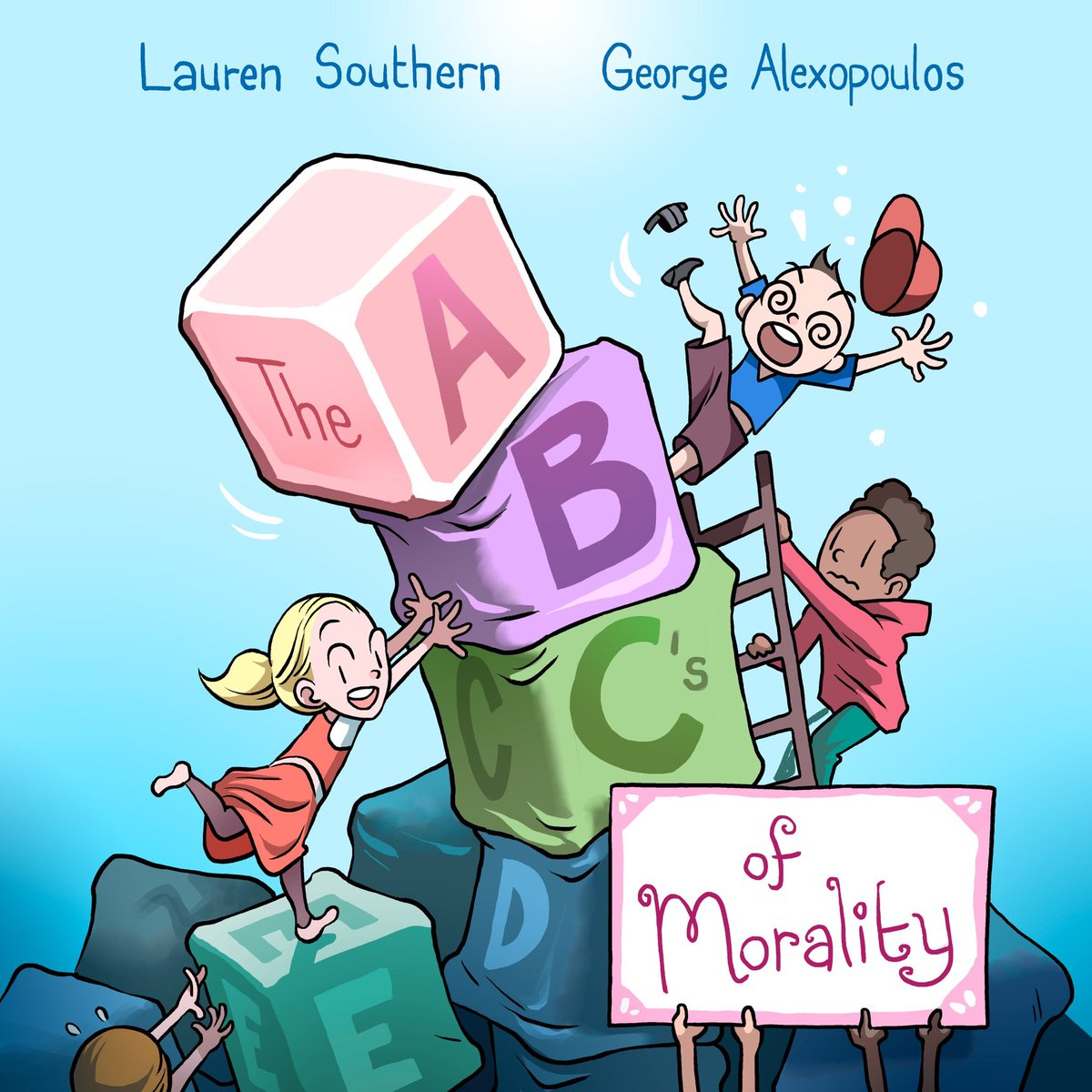 "Lauren Southern's New Children's Book ""The ABCs of Morality"" Hopes to Counter 'Progressive Literature Craze'"