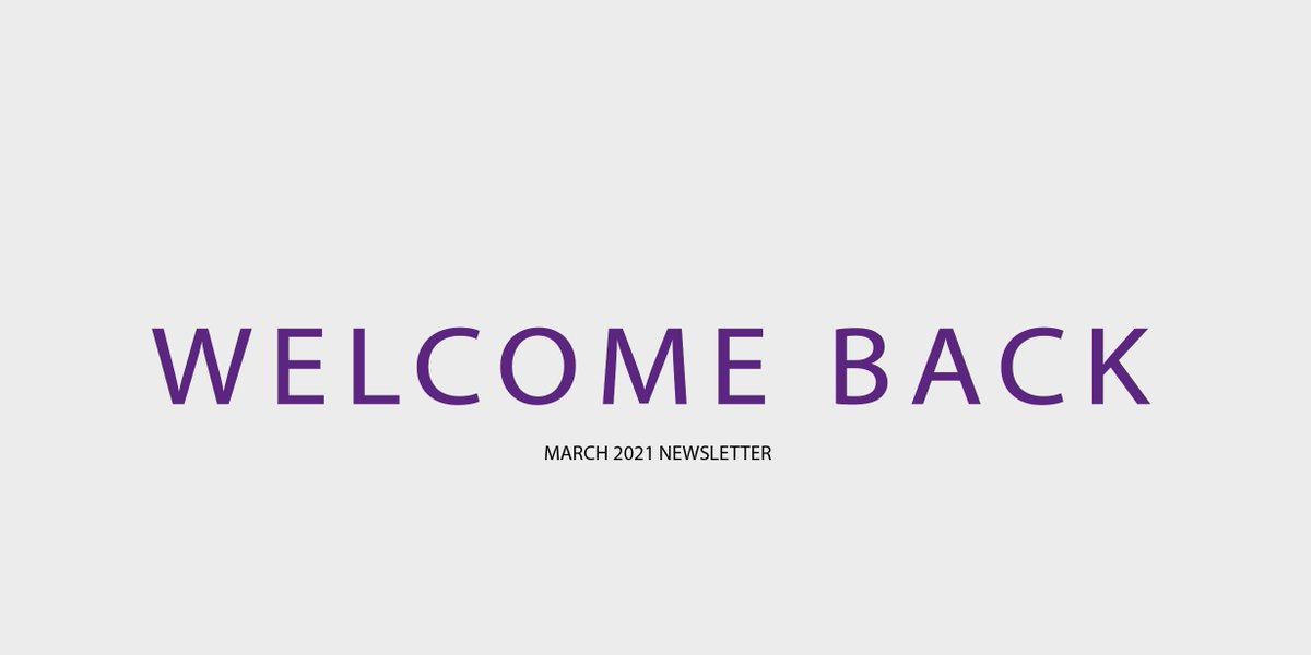 📢 Our March newsletter is now available! 📢 Follow the link below to read all about what we've been up to this term 🤩. We would also like to wish all students a lovely Easter break 🐥  📍https://t.co/H0RZ92LARK