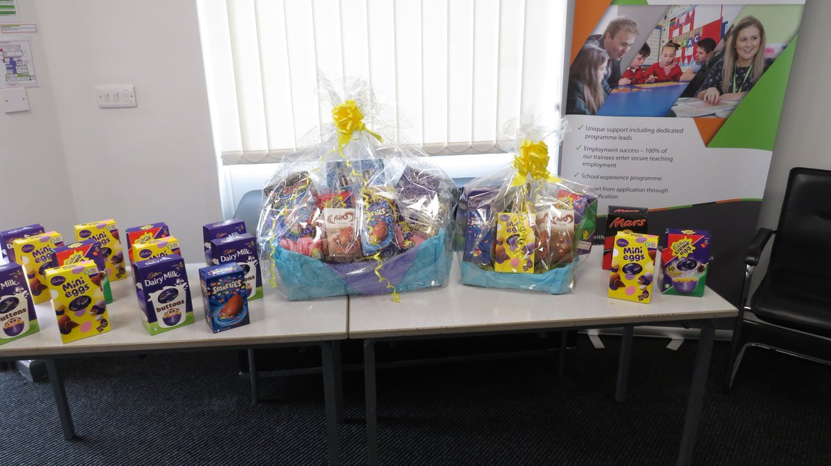 Take a look at the goodies up for grabs in our Comic Relief Easter Raffle🐥! A big thank you to all parents/carers who took part. A total of £129.50 has been raised plus £329.43 raised on Non-Uniform Day for #ComicRelief 🌟!