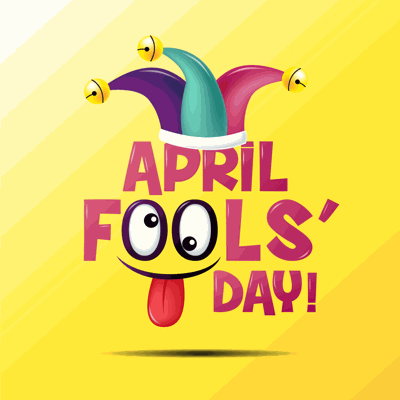 Hello April! Wishing everyone a fun and safe April Fool's Day! #AprilFoolsDay #HelloApril https://t.co/fsEcmzMsQ8