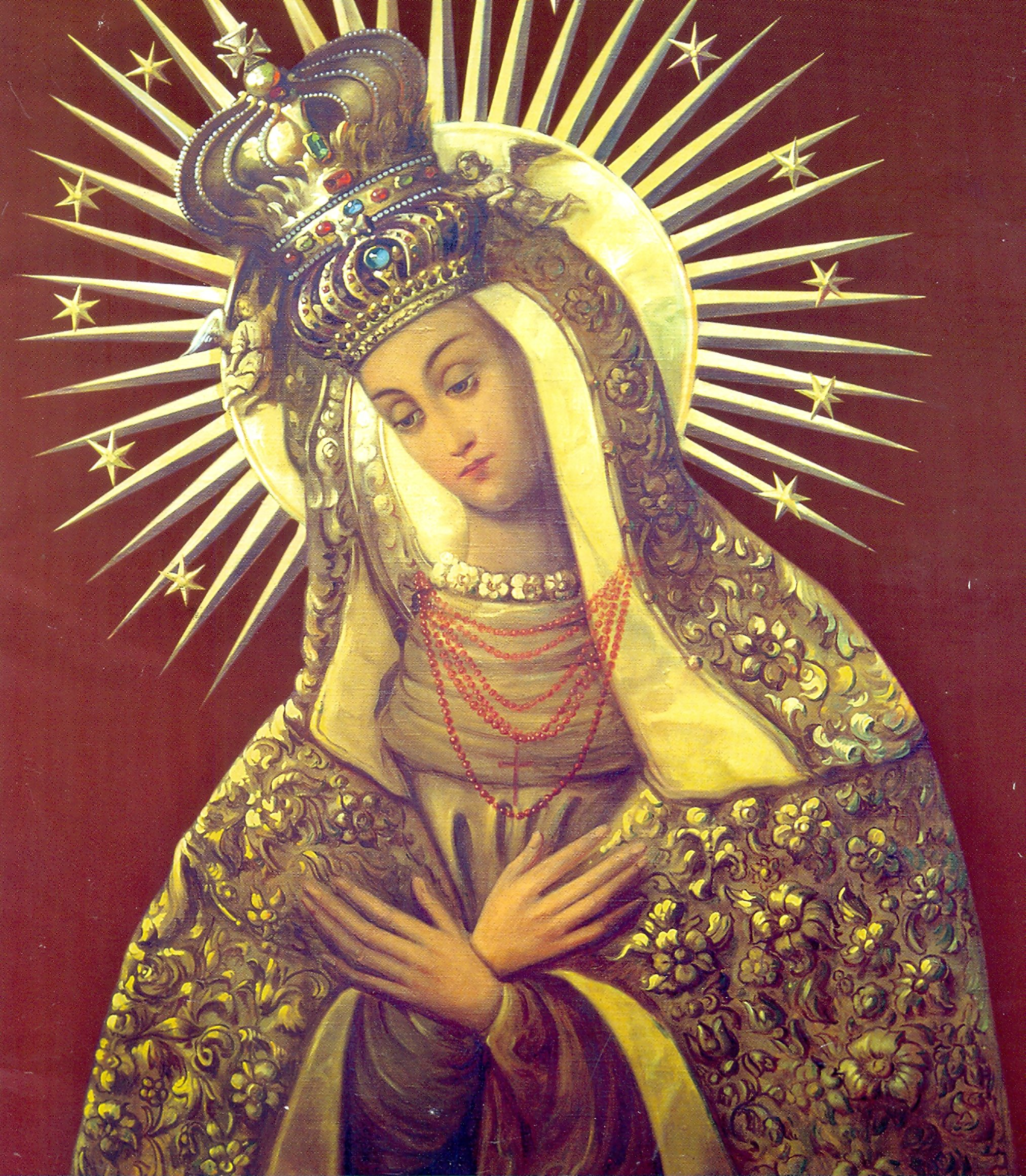 Our Lady Mother of Mercy