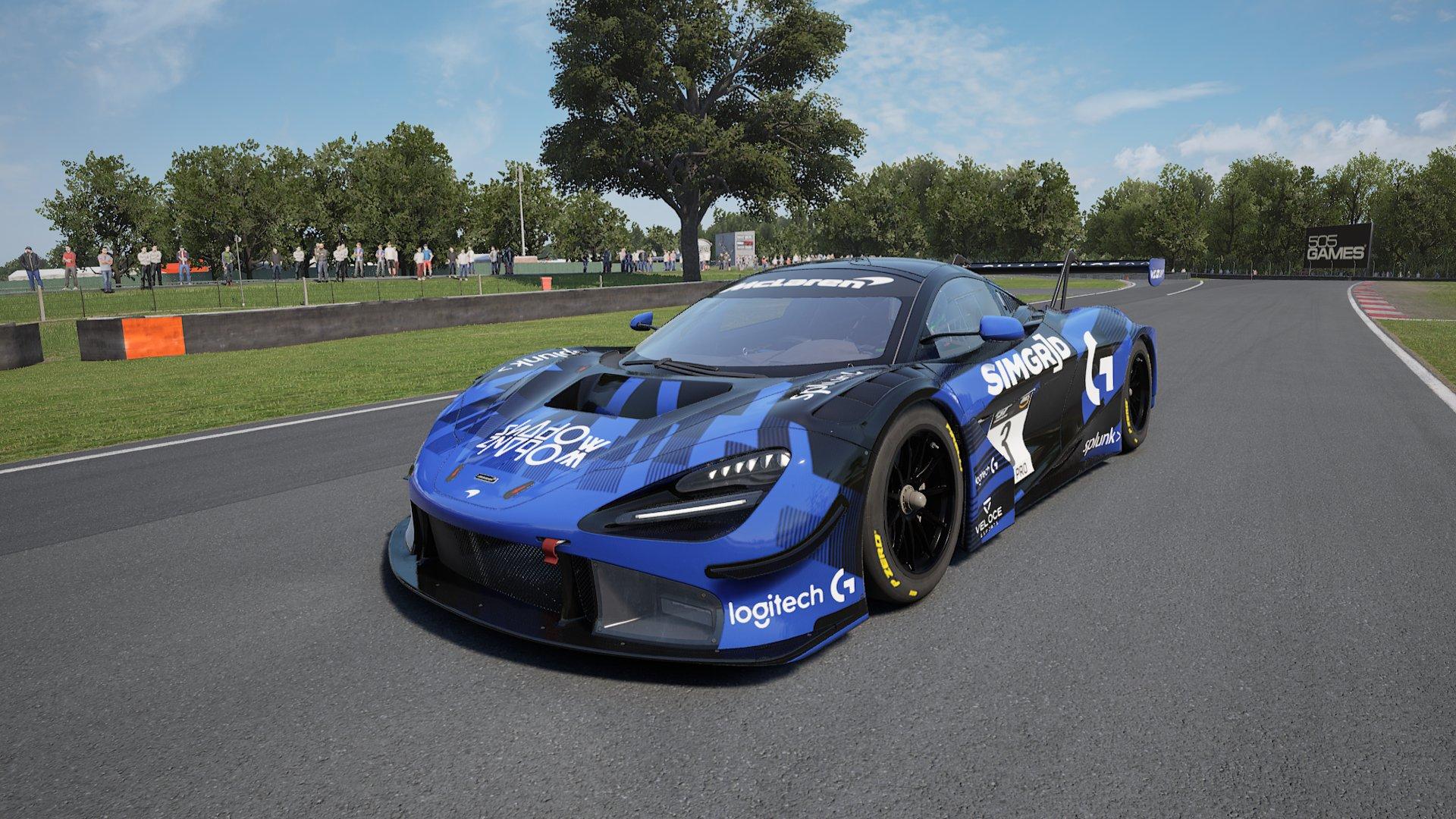 Sim Racing Booming McLaren Racing & Series 7 Schedule