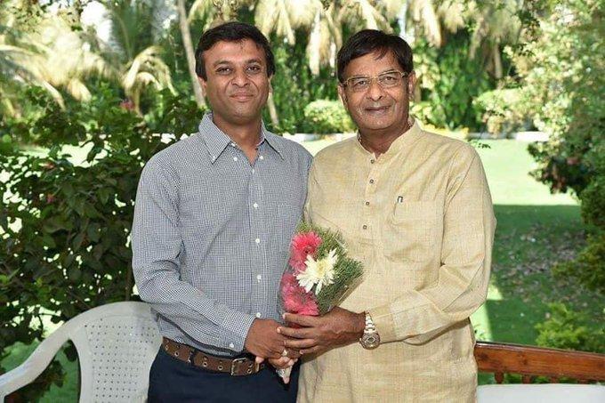Dilip Patel                             Happy Birthday Dilip kaka