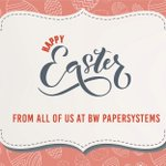 Image for the Tweet beginning: Happy Easter from the BW