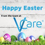 Image for the Tweet beginning: Happy Easter from the team