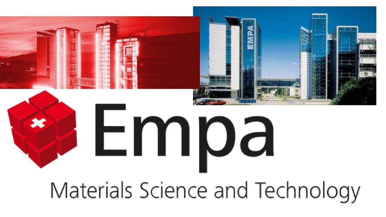 Various Postdoc Positions in EMPA, Swiss Federal Laboratories, Switzerland