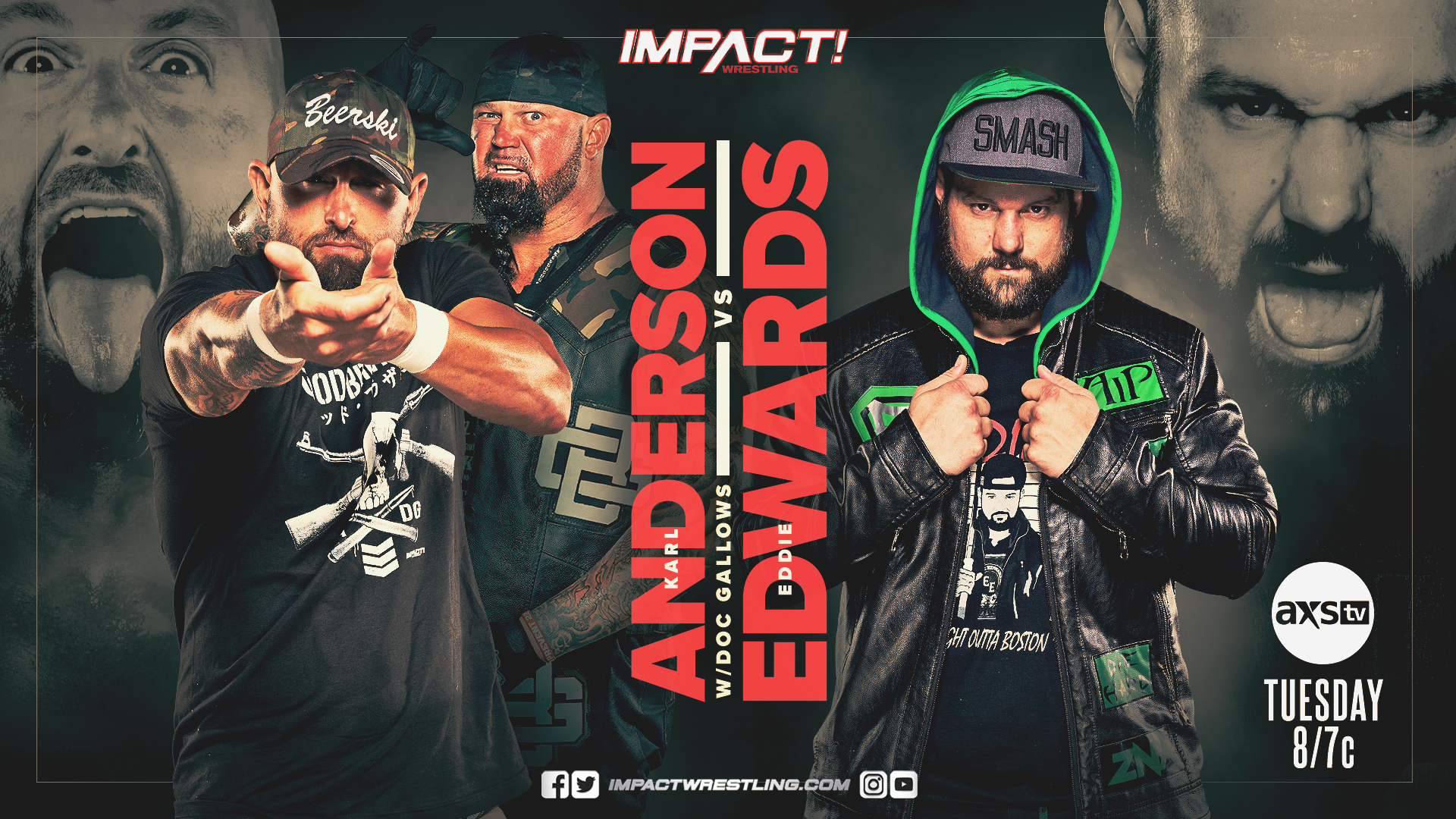 Brace For IMPACT for 3/23/21
