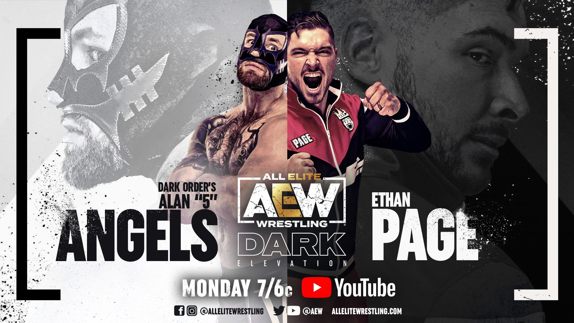 AEW Announces Triple Main Event For Monday's Dark: Elevation