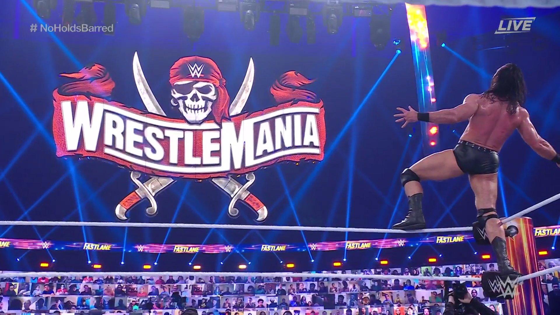WWE Raw Preview (22/03/21): Fastlane 2021 Fallouts; Rhea Ripley Debuts 97