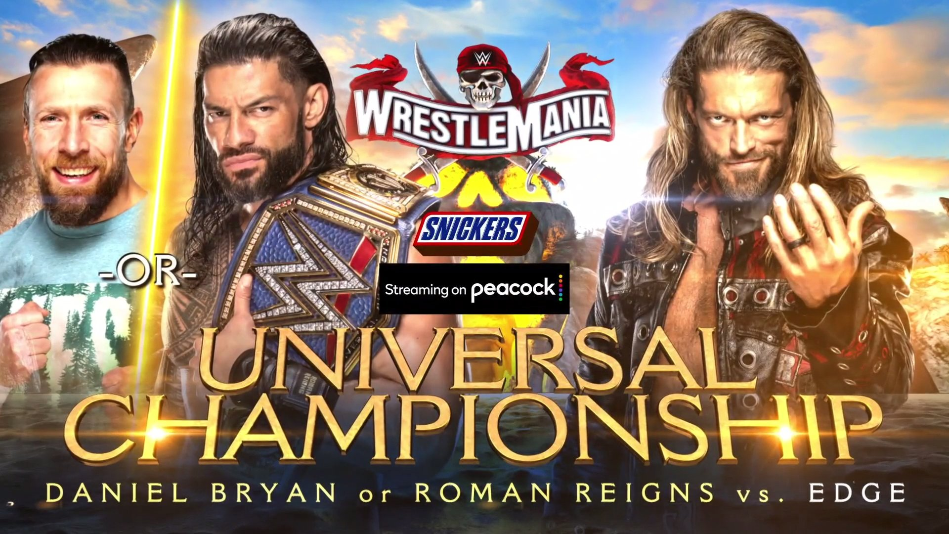 Wrestlemania 37: Spoiler On WWE Universal Title Match Main Event Outcome 1