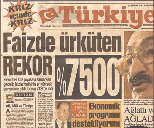 """Özlem Doğan's tweet - """"Şu an #dolar üzerinden hükümete saldıranlara  hatırlatma, Z kuşağına da eski Türkiye'den bilgilendirme yapalım: 1994:  Dolar affetmiyor: 40 bin TL 2001 Başbakan Ecevit'ten G-7 ve IMF'ye imdat  mektubu:"""