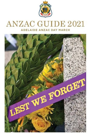 test Twitter Media - View and download Adelaide ANZAC Day March Guide 2021: https://t.co/70GaRnqS7S - Assembly Areas, March Route, Order of March https://t.co/g2RxiCvgkq