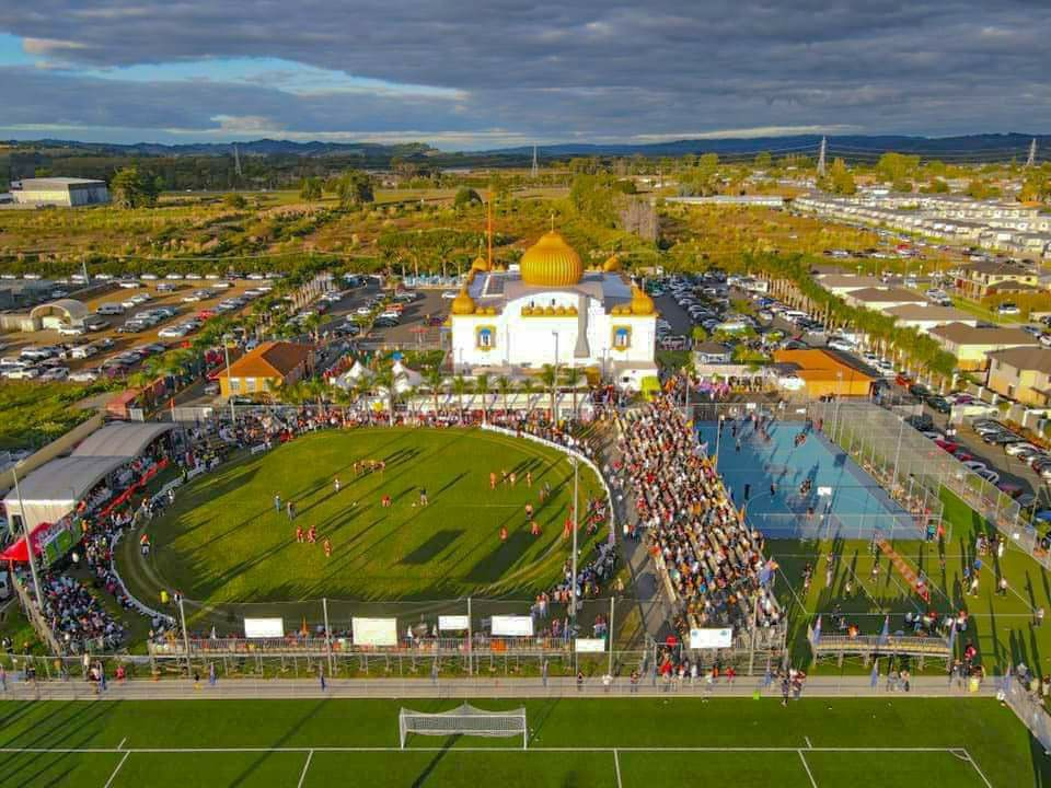More than 25,000 people attended over the weekend.