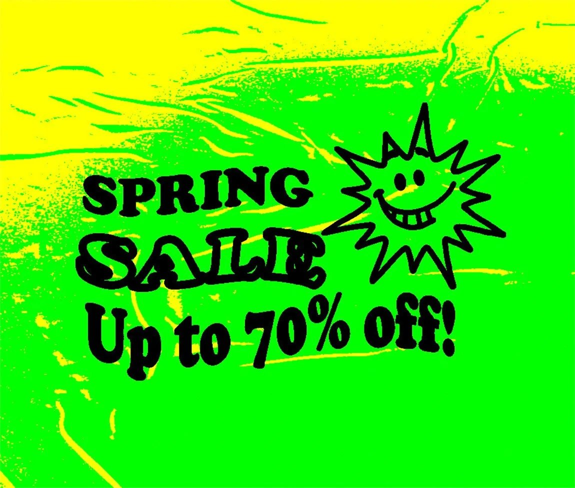 Ad: SNS Spring Sale - Save up to 70% + Get an EXTRA 10% OFF with code