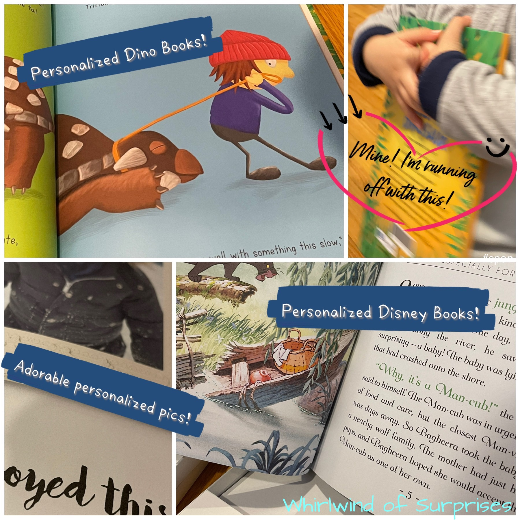 Adorable Personalized Books for Kids