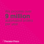 Image for the Tweet beginning: At Precision Proco, we see
