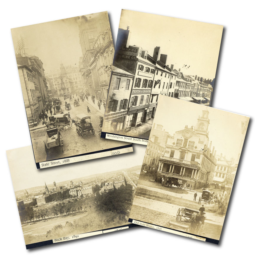 MA State Library: old Boston photos found and digitized