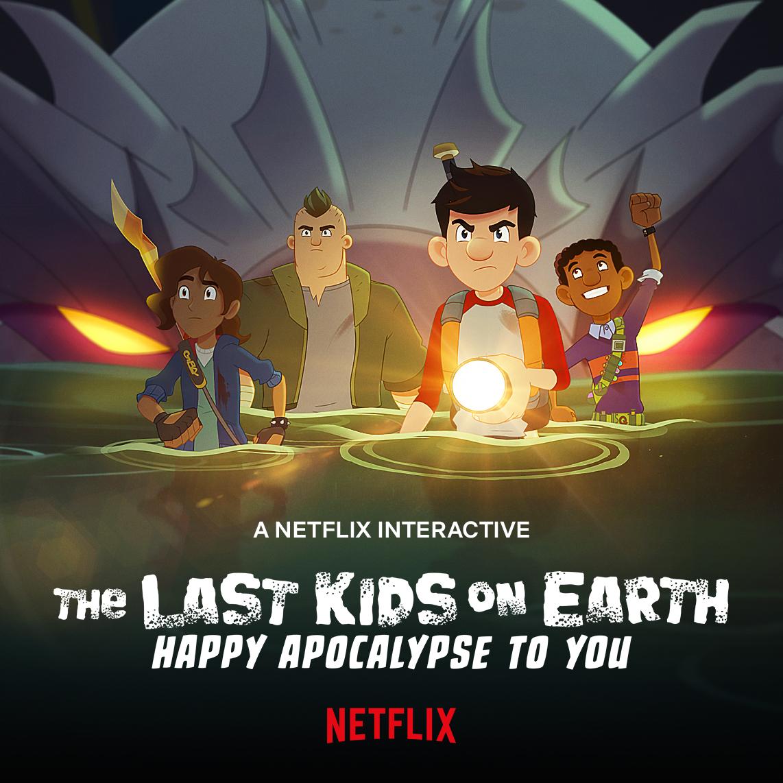地表最後少年:祝你末日快樂 | awwrated | 你的 Netflix 避雷好幫手!