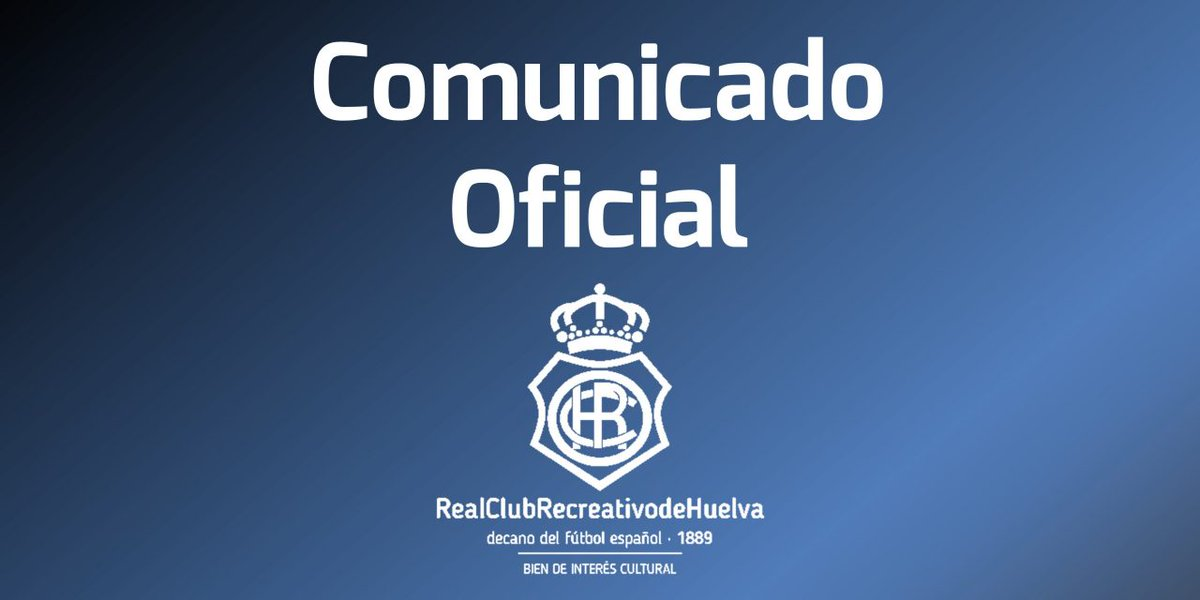 Rc Recreativo De Huelva Recreoficial Twitter