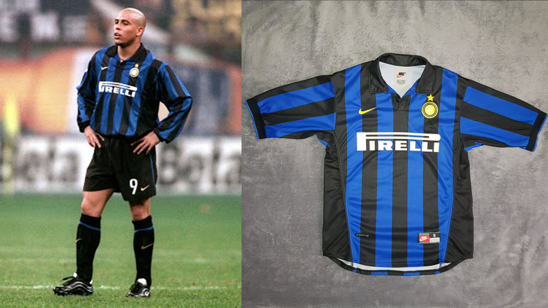 Inter 1998-99 Home by Nike
