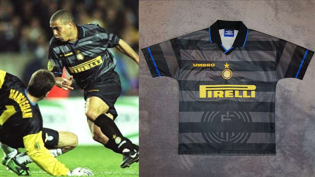 Inter 1997-98 Third by Umbro