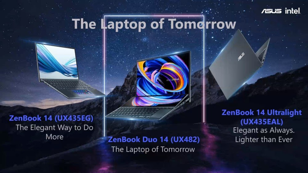 ASUS ZenBook Classic