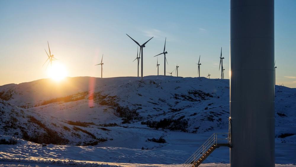 Fosen Vind ferdig bygget – dekker kraftbehovet til industrien i Trøndelag https://t.co/WqV0ah0C16 https://t.co/Ug9BDRKVtX