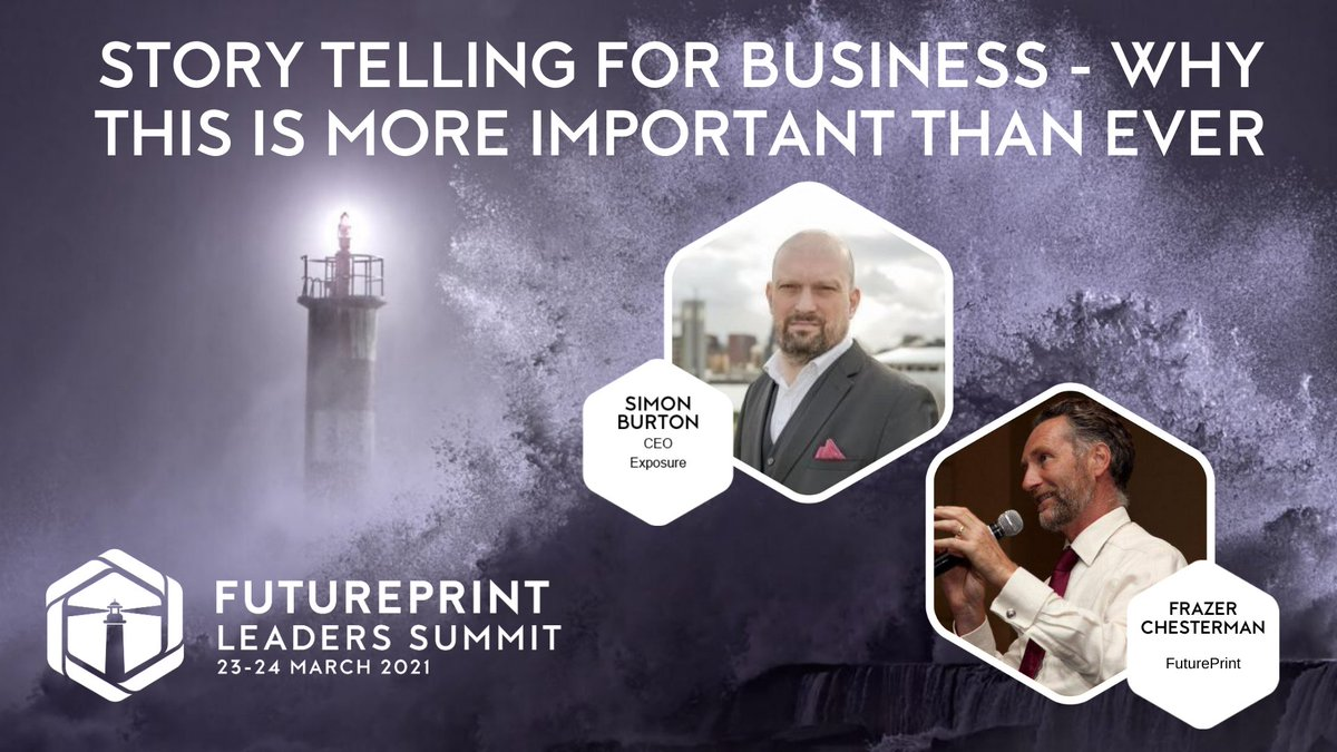 Listen in at 4pm GMT for some 'Future Gazing' of the production print industry led by @richardaskam1, featuring our VP Peter Wolff