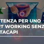 Image for the Tweet beginning: #Assistenza da #remoto come abilitatrice