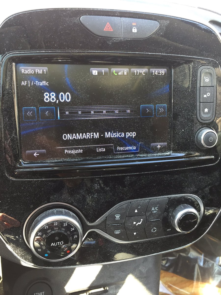 Gracias por informarnos de donde se nos puede sintonizar, a unos cuantos de kilómetros de #Badalona por la nueva frecuencia, 88.0 FM en el autoradio del vehículo.