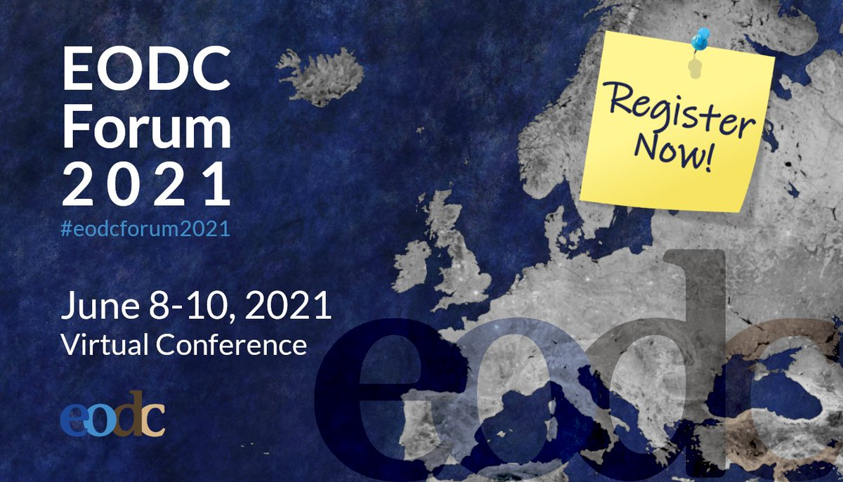 We are looking forward to presenting #C_SCALE at the #eodcforum2021! Make sure to be there 👉https://t.co/O3ro3Q5vWx