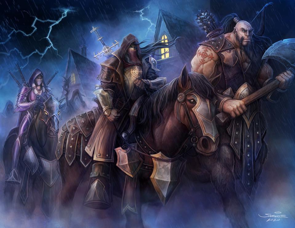 Chris Metzen Describes Creating Auroboros, Warchief's First Kickstarter Tabletop Game