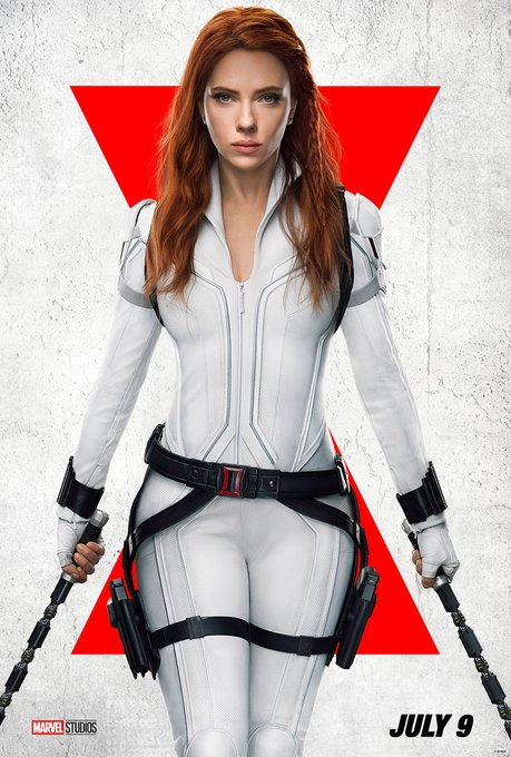 New Black Widow Trailer Revealed