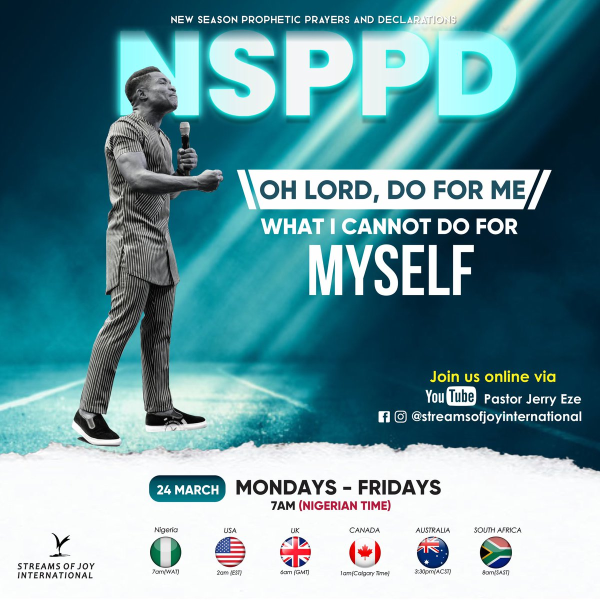 RETWEET:  THE GOD THAT ANSWERS BY FIRE IS OUR GOD WHAT GOD CANNOT DO DOES NOT EXIST  If you are ready for DIVINE ENCOUNTER at the  NSPPD ALTAR OF FIRE by 7am Nigerian time, Can you boldly write tomorrow's declaration in the comment box #NSPPD #7amFirePrayers https://t.co/5gK9gYum9r