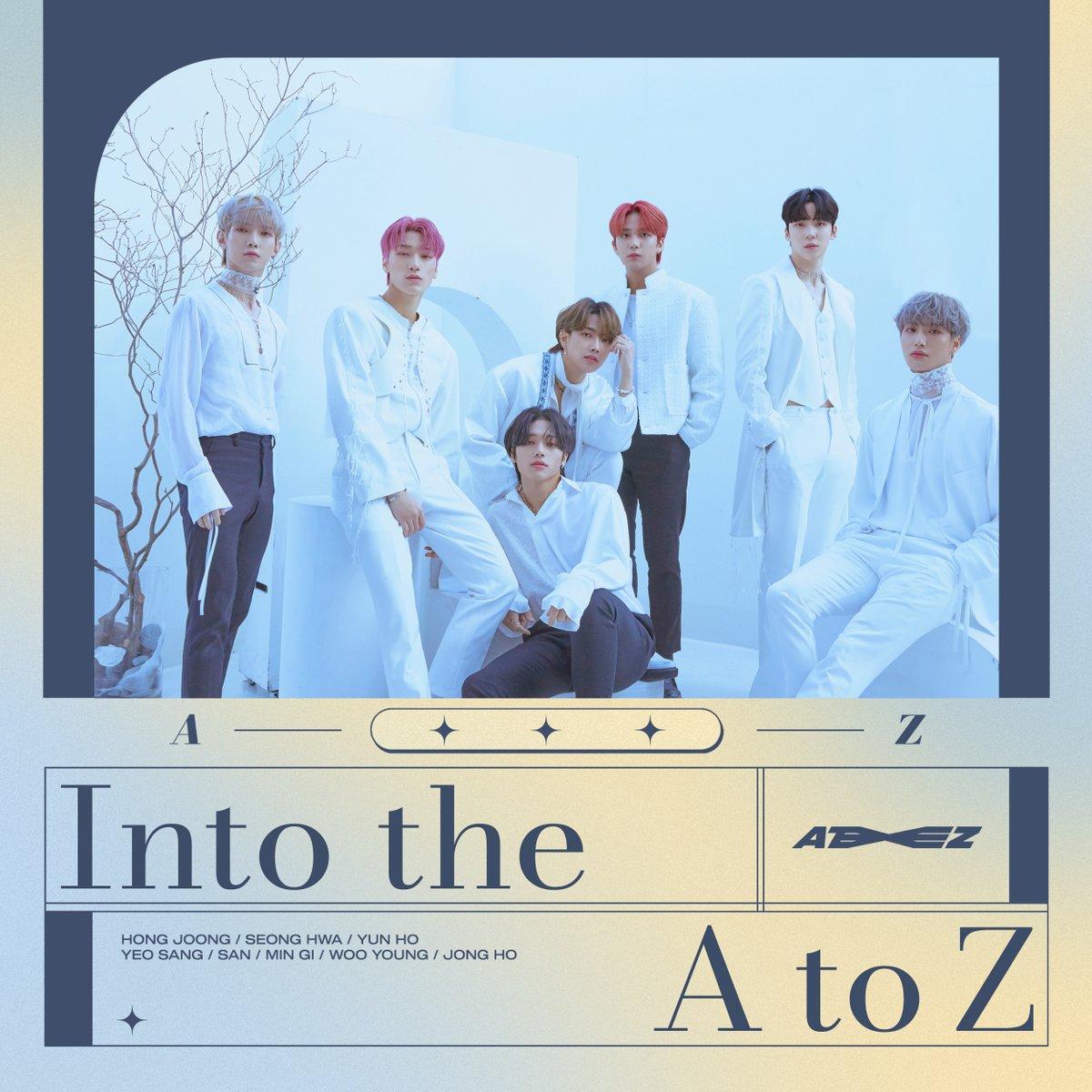 [📢] ATEEZ [Into the A to Z] ⠀ [Into the A to Z]が公開されました。 ATINYのたくさんの関心と愛をお願いします🎧🎶 ⠀   #Into_the_AtoZ  #ATEEZ #에이티즈 #エイティーズ